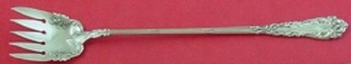 """Athene / Crescendo by Amston Sterling Silver Lettuce Fork w/Long Handle 8"""""""
