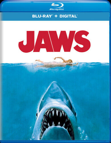 Jaws (2014, Blu-ray NEW)