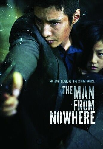 Man from Nowhere (2011, DVD NEW)