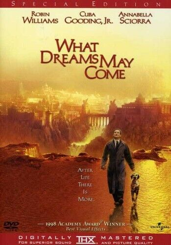 What Dreams May Come [Special Edition] (2004, DVD NEW) WS