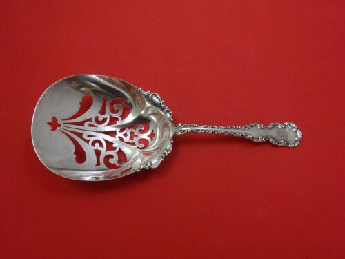 """Louis XV by Whiting Sterling Silver Saratoga Chip Server 8 7/8"""""""