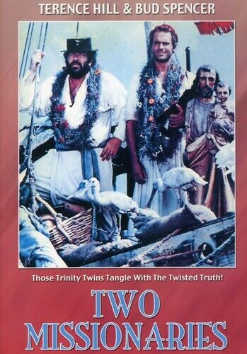 Two Missionaries (2007, DVD NEW)