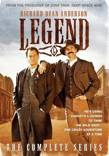 Legend: The Complete Series - 2 DISC SET (2016, DVD NEW)
