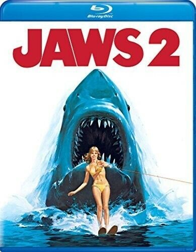 Jaws 2 (2016, Blu-ray NEW)
