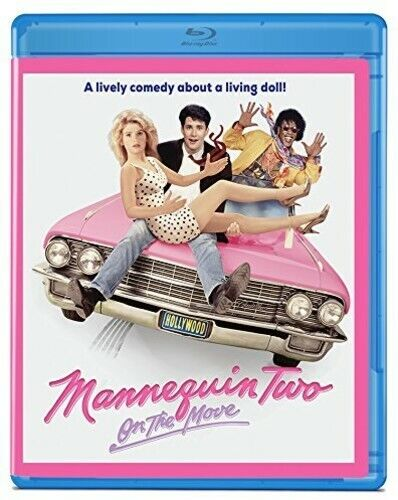 Mannequin On The Move (2015, Blu-ray NEW)