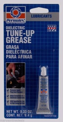 PERMATEX 81150 DIELECTRIC TUNE-UP GREASE Auto Lube Lubricant Oil 0.33 oz NEW!!!!