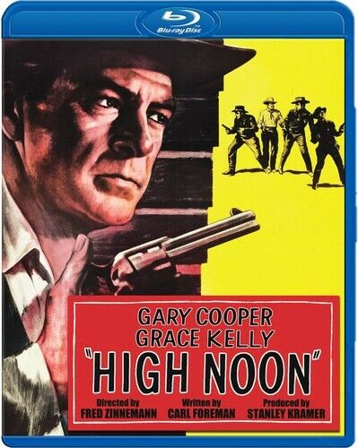 High Noon  [60th Anniversary Edition] (2012, Blu-ray NEW)