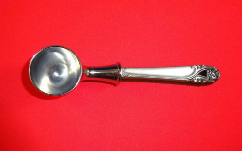 Spring Glory by International Sterling Silver Coffee Scoop HH Custom Made 6""