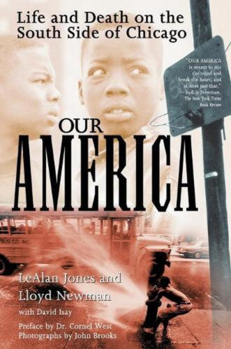 Our America by LeAlan Jones (English) Paperback Book Free Shipping!