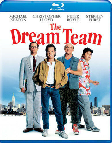 Dream Team (2016, Blu-ray NEW)