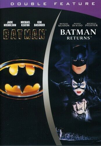 Batman/Batman Returns (2011, DVD NEW)