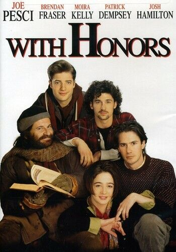 [DVD NTSC/1 NEW] WITH HONORS
