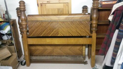 Vintage Art Deco Waterfall Bedroom Furniture