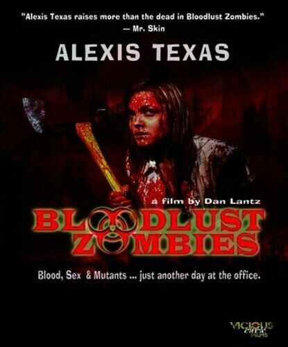 Bloodlust Zombies [New Blu-ray]