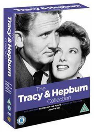 Tracy and Hepburn: The Signature Collection - DVD Region 2 Free Shipping!