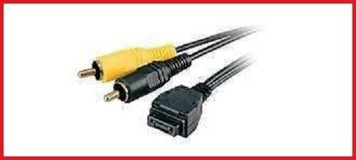 SONY VMC 15MR AV Cable Video cable to Audio cable 1.5 M Original / Brand New
