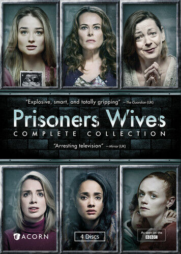 Prisoners' Wives Complete Collection (2016, DVD NEW)