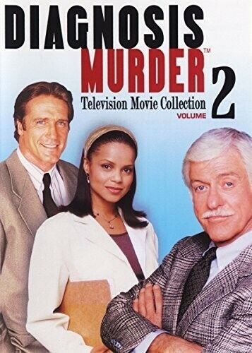 Diagnosis Murder: Television Movie Collection 2 (2015, DVD NEW)