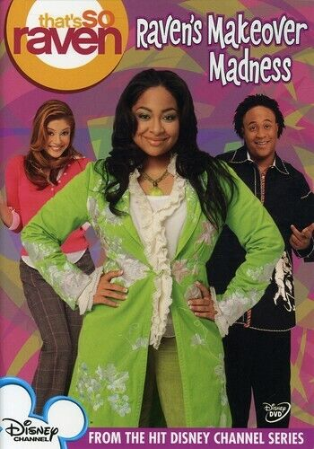 That's So Raven: Raven's Makeover Madness (2006, DVD NEW)