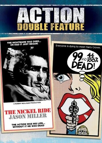 Nickel Ride/99 and 44/100% Dead! [2 Discs] (2011, DVD NEW)