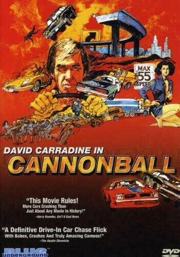 Cannonball (2004, DVD NEW)