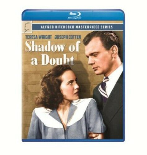 Shadow Of A Doubt (2013, Blu-ray NEW)
