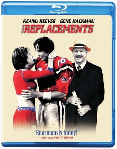 Replacements (2015, Blu-ray NEW)