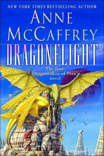 Dragonflight by Anne McCaffrey (English) Paperback Book Free Shipping!