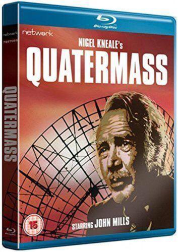 Quatermass: The Complete Series - Blu-ray Region B Free Shipping!