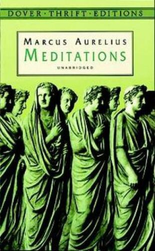 Meditations by Aurelius Marcus (English) Paperback Book Free Shipping!