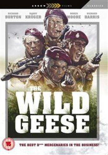 Wild Geese - DVD Region 2 Free Shipping!