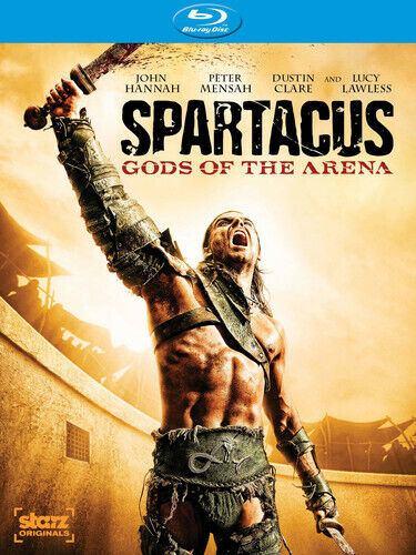 Spartacus: Gods of the Arena - The Complete Colle (2011, Blu-ray NEW) BLU-RAY/WS