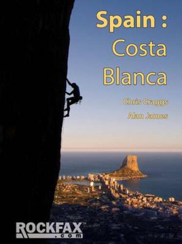 Spain: Costa Blanca by Chris Craggs Paperback Book Free Shipping!