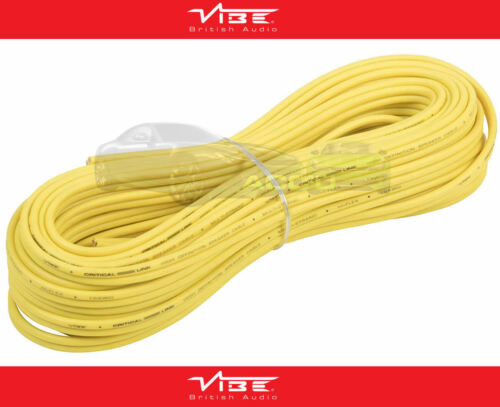 Vibe Audio Critical Link 10m 16AWG 16 Gauge High Definition Speaker Wire Cable