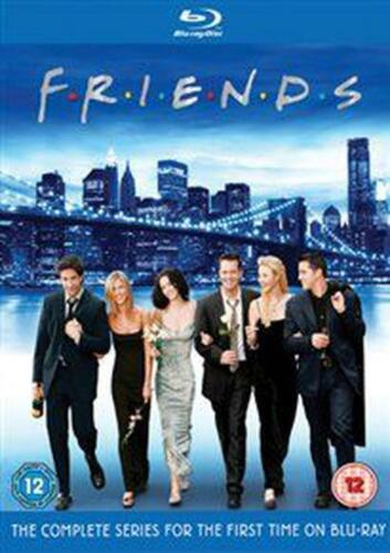Friends: The Complete Series - Blu-ray Region A Free Shipping!