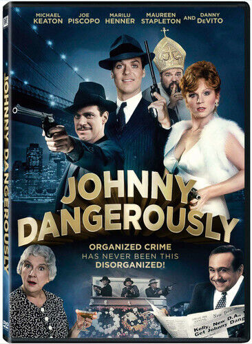 Johnny Dangerously (2007, DVD NEW) WS