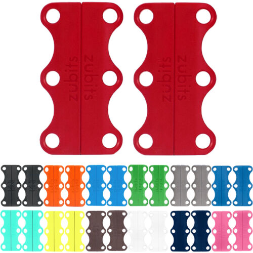 Zubits Magnetic Shoe Lace Closure System <br/> #1 Seller of Zubits - Over 450,000 Feedbacks