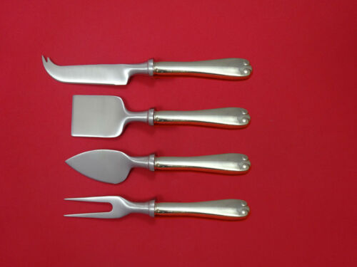 Flemish by Tiffany & Co. Sterling Silver Cheese Serving Set 4pc HHWS  Custom