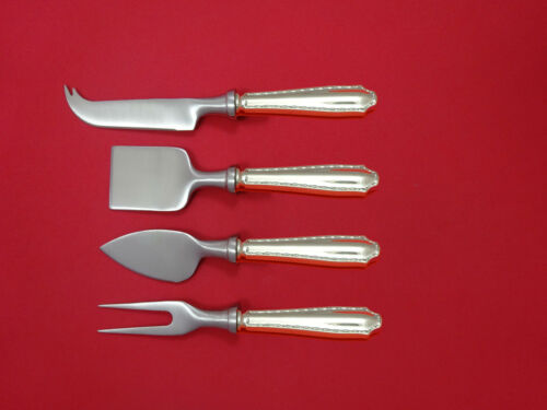 Marquise by Tiffany & Co. Sterling Silver Cheese Serving Set 4pc HHWS Custom