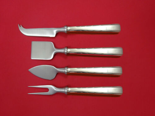 Horizon by Easterling Sterling Silver Cheese Serving Set 4pc HHWS  Custom