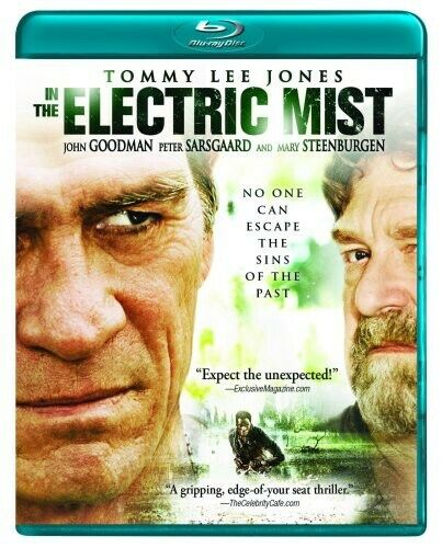 In the Electric Mist (2011, Blu-ray NEW)