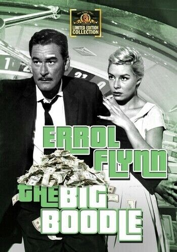 Big Boodle (2011, DVD NEW)