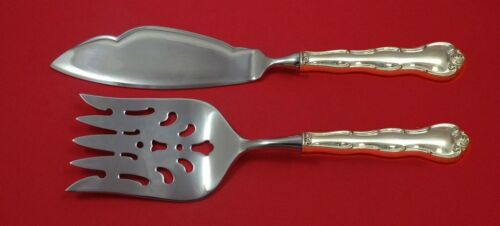 Rondo by Gorham Sterling Silver Fish Serving Set 2 Piece Custom Made HHWS