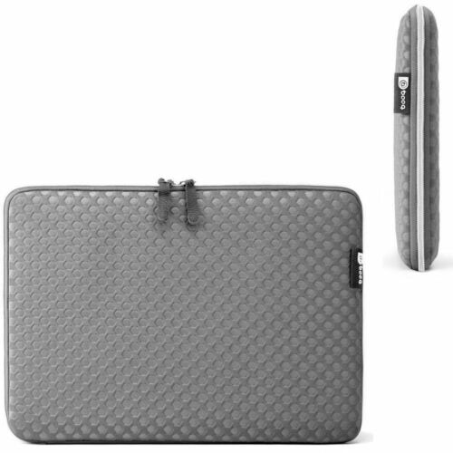 "Booq TSP12-GRY Taipan Spacesuit 12"" MacBook Case/Sleeve/Folio Protective Grey"