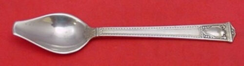 """San Lorenzo by Tiffany and Co Sterling Silver Melon Spoon Blunt Nose 5 7/8"""""""
