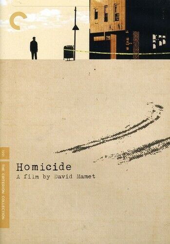 Homicide [Criterion Collection] (2009, DVD NEW)