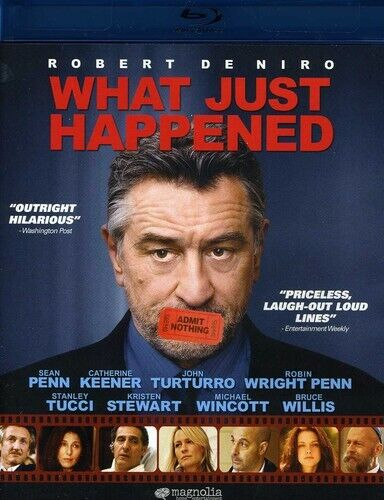 [BLU-RAY/A NEW] WHAT JUST HAPPENED