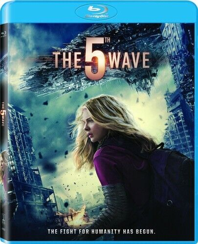 5th Wave (2016, Blu-ray NEW)