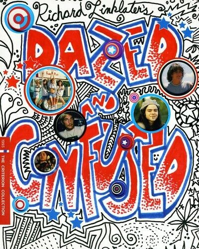 [BLU-RAY/A NEW] DAZED AND CONFUSED [CRITERION COLLECTION]