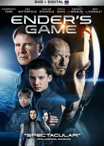 Ender's Game (2014, DVD NEW) WS